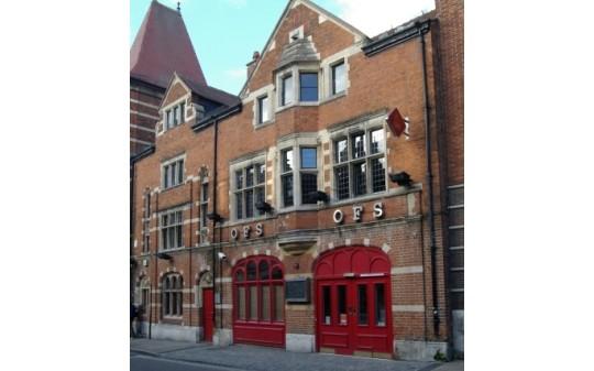 기회의 창출, 옥스퍼드 옛소방서예술센터